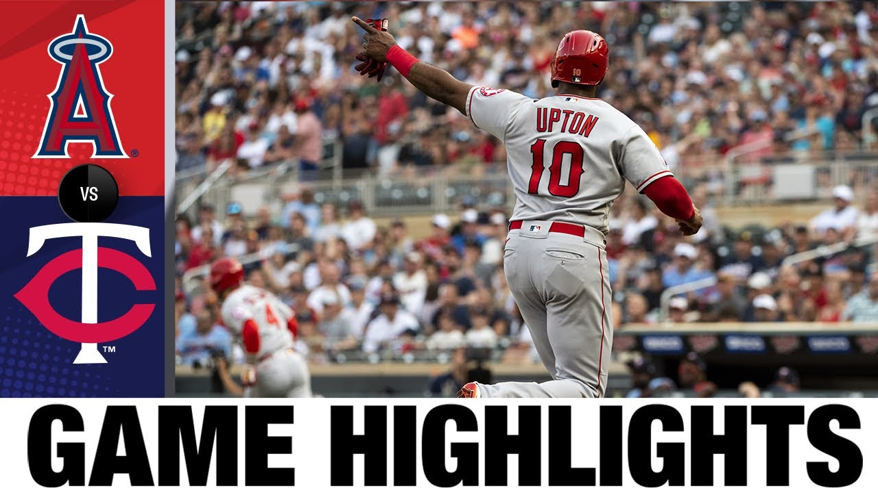 Download Angels vs. Twins Game Highlights (7/24/21) | MLB Highlights