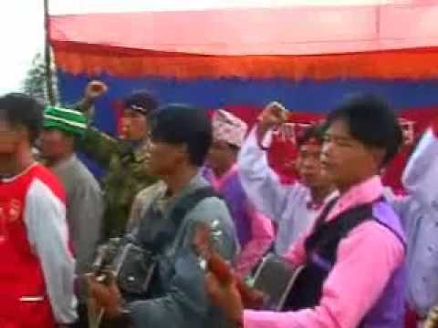 The Internationale Song of a Revolutionary World Sung by Nepal