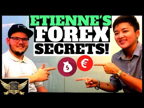 ETIENNE CRETE TRADING SECRETS REVEALED | YOUNG FOREX TRADER INTERVIEW | KAREN SUCCESS ADVICE EP.5
