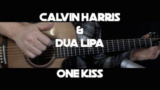 Baixar Calvin Harris & Dua Lipa - One Kiss - Fingerstyle Guitar