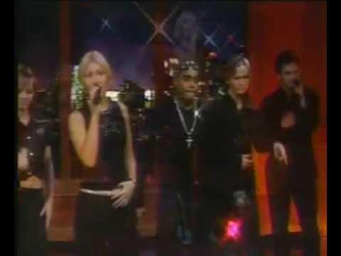 S Club 7   Never Had A Dream Come True live@Regis & Kathy Lee