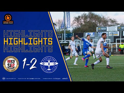 Bromley Eastleigh Goals And Highlights