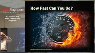 Go Faster: Remove the Inhibitors to Innovation - Agile Singapore Conference 2016