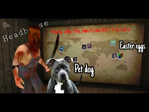 Headhorse Horror game New update v 1.1.0 full gameplay