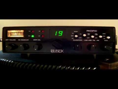 CB Radio - Elbex Pacific