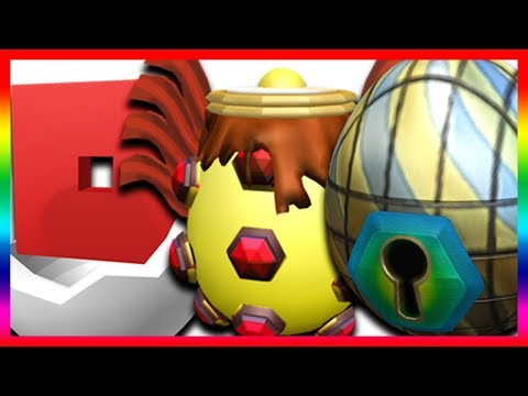 ROBLOX EGG HUNT 2018! GETTING ALL EGGS! (The Great ...