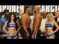 "HEAVYWEIGHT BEEF! Gerald Washington vs. Jarrell ""Big Baby"" Miller Full Weigh In & Face Off Video"