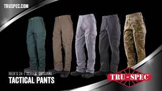 TRU-SPEC® Men's 24-7 Series® Original Tactical Pants