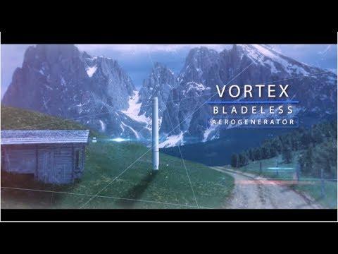 Vortex Bladeless turbines ⚡ Reinventing Wind Power! (2018)