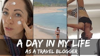 A day in the life of travel blogger ↠ subscribe for solo advice around world http://www./bemytravelmuse connect with me: https://...