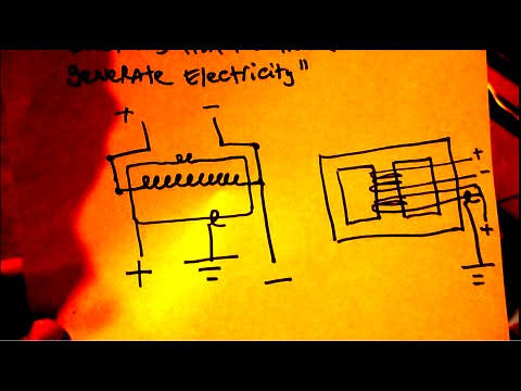 Electricity from the Ground (My investigation into the Barbosa and Leal Patent)