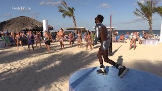 Beach Party de GenteTV no Ocean Blue - Feb.18 - #5