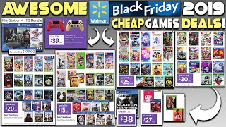 Awesome Walmart Black Friday 2019 Deals Revealed   New Ps4