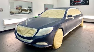 Topaz's Best Kept SECRET - 100 Hour Maybach Level 5 Signature Detail!