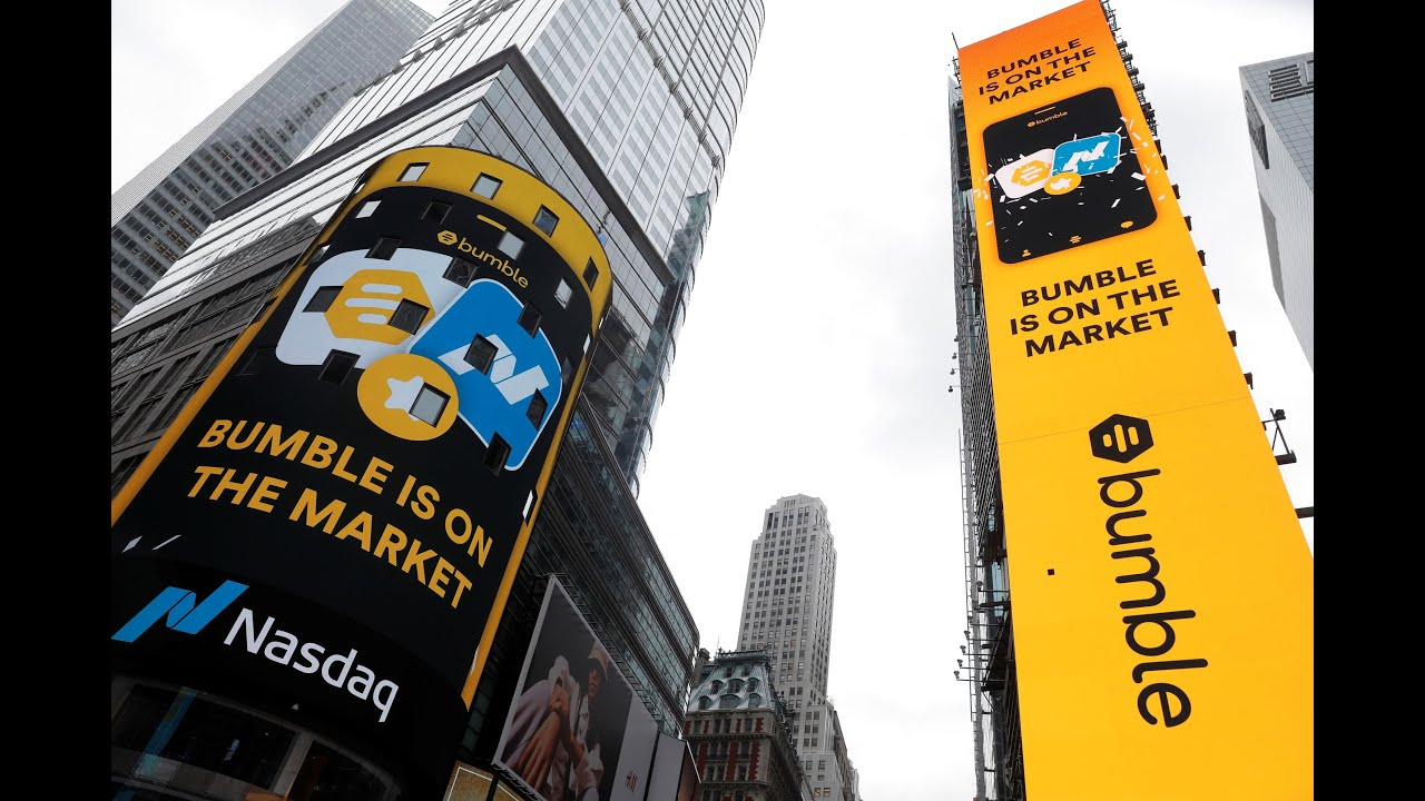 Investors swoon over Bumble's IPO – but what exactly is an initial public offering?