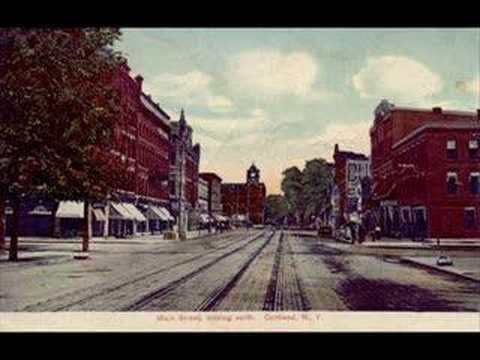 The History of Cortland, NY 1800-1900