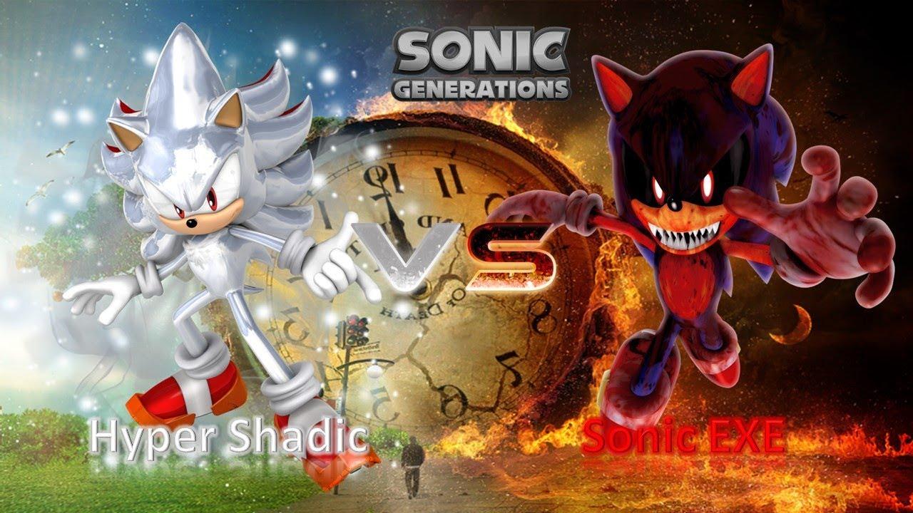 Sonic Generations Mod Part 149_ (JUSTICE VS EVIL) Hyper ...