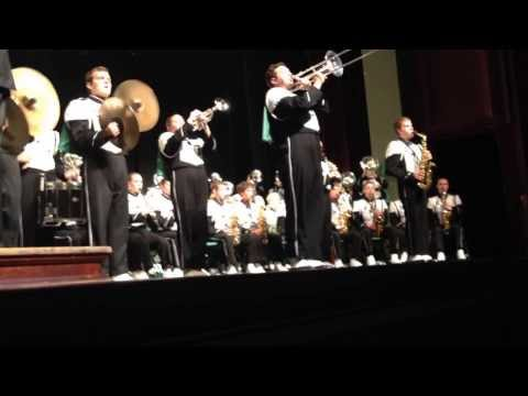 Ohio University Marching 110 - Bohemian Rhapsody - Varsity Show 2013