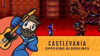 Castlevania: Rondo Of Blood - Opposing Bloodlines [EPIC Rock Cover]