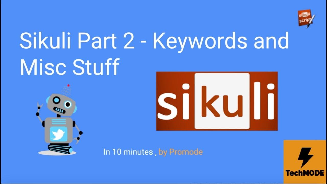 Sikuli' in DEVOPS | Scoop it