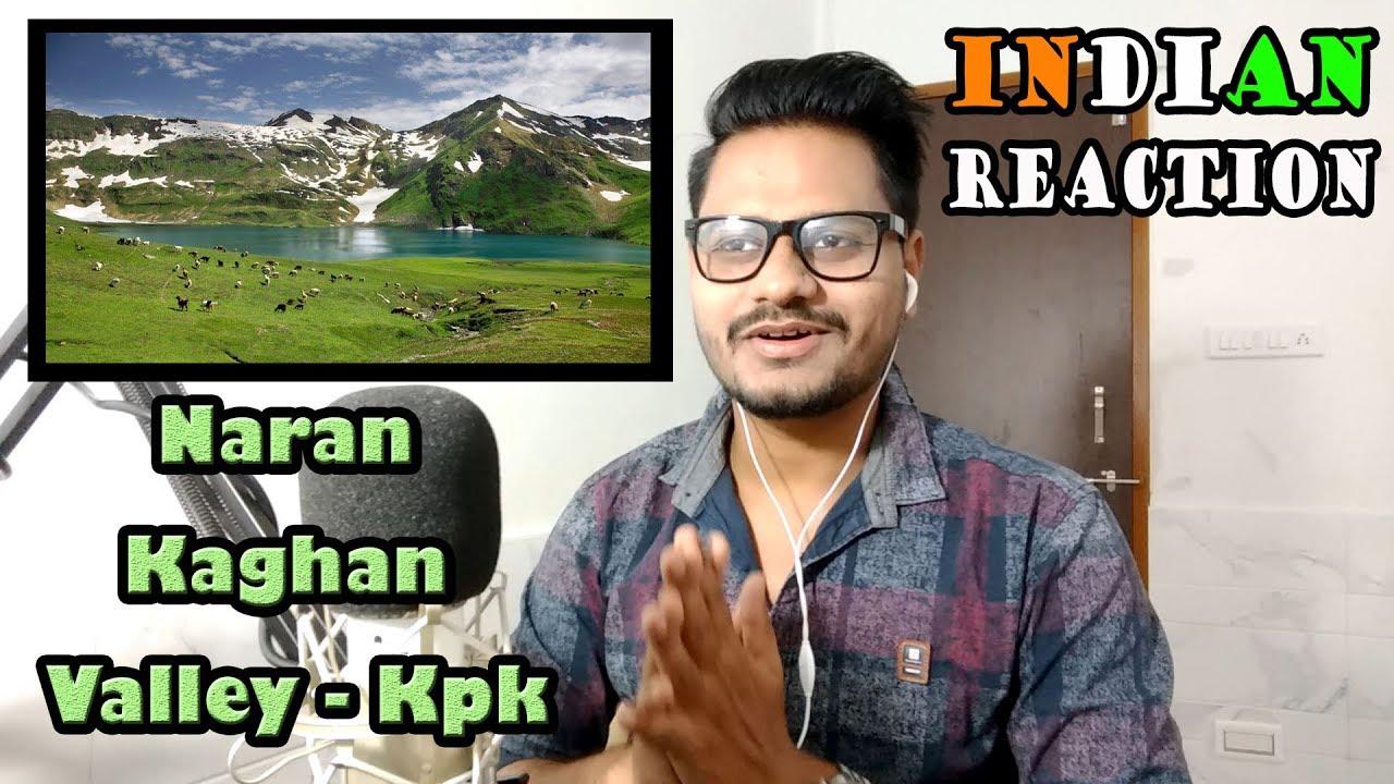 Enjoying To Watch Naran Kaghan Valley - Kpk | Indian Reaction By Krishna