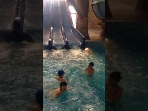 Аквапарк в Ереване Aquatek