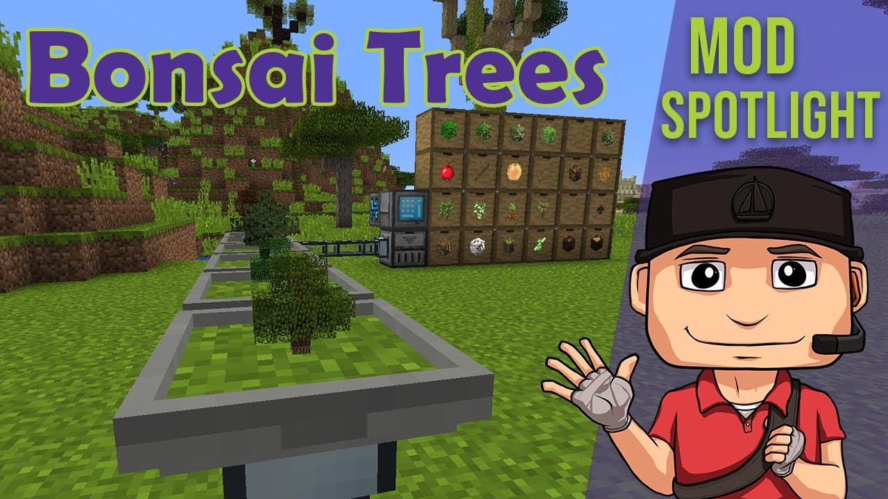 Bonsai Trees - Mods - Minecraft - CurseForge