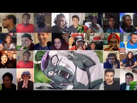 Dragon Ball Super Episode 122 Vegeta Vs Jiren Final Flash Reaction Mashup