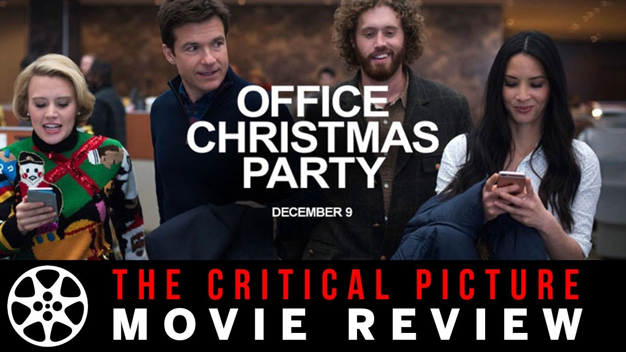 office christmas party movie review