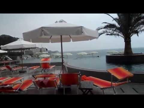 Černá Hora 2014 , Bečiči , Hotel THE QUEEN OF MONTENEGRO