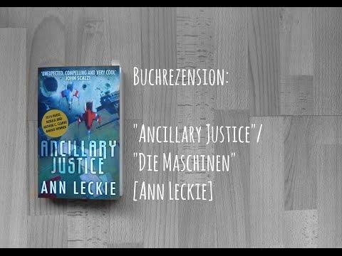 """REZENSION: """"Ancillary Justice""""/dt.: """"Die Maschinen"""" [Ann Leckie]."""