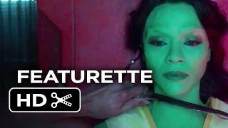Guardians of the Galaxy Featurette - Gamora (2014) - Zoe Saldana Movie HD