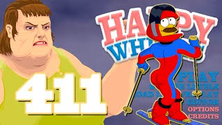 HAPPY WHEELS: Episodio 411