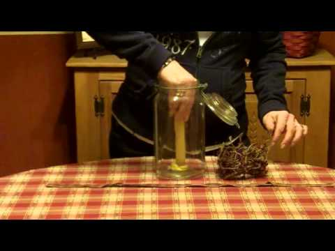 primitive country decorating ideas country canning jar idea youtube - Primitive Country Christmas Decorations