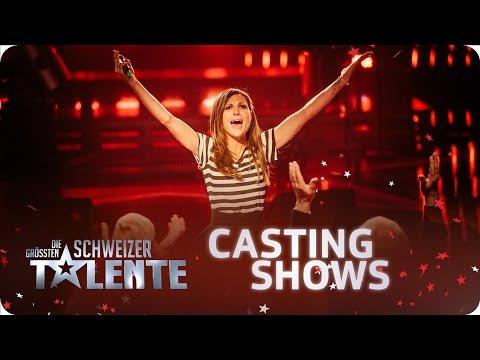 Die grössten Schweizer Talente - 4. Castingshow - #srfdgst