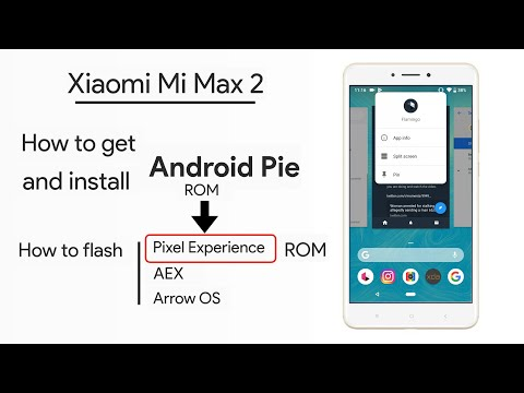 How to get Android 9 Pie, install Pixel Experience Rom on Mi