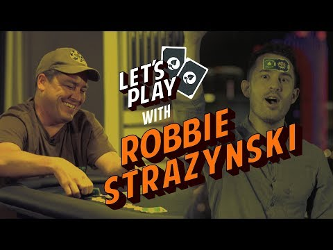 Is Poker A Skill Game? Robbie Strazynski and Reid Young Find Out.