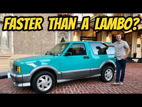 Here's What A $9,500 GMC Typhoon Looks Like | Motorious