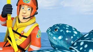 Fireman Sam New Episodes | Turtle Hunt 🐢 1 HOUR Season 9 | Cartoons for Children