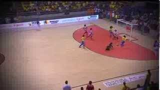 Colombia Campeón Mundial Femenino Fútbol de Salón