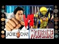 Jackie Chan (Drunken Master) vs Wolverine (Marvel Comics)  - Ultimate Mugen Fight 2016