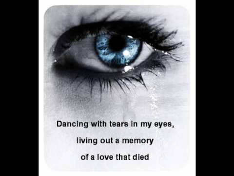Novaspace dancing with tears in my eyes Lyrics - YouTube