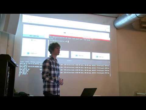 Genève Open-Source Meetup #1 - Présentation de Ceph -démo (partie 2)