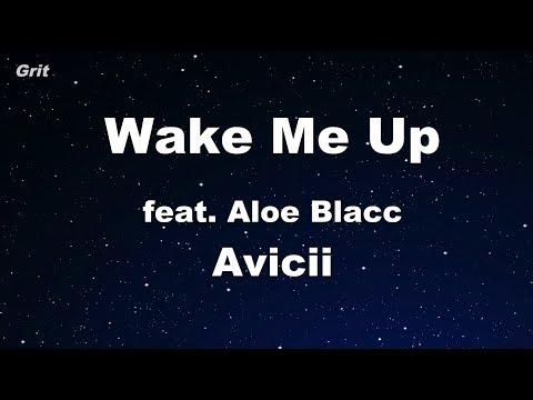 Wake Me Up - Avicii Karaoke 【No Guide Melody】 Instrumental
