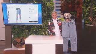 Ellen Talks All Things Fashion