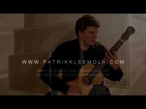 Robert de Visée Passacaille in E minor , Patrik Kleemola guitar