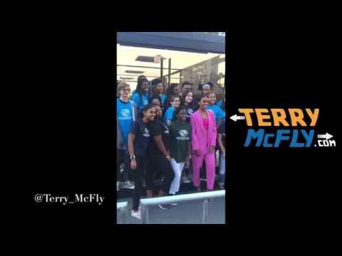 Kelly Rowland x Samsung Event