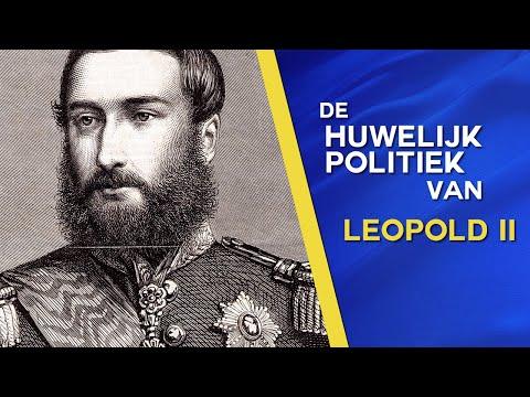 De huwelijkspolitiek van Koning Leopold II