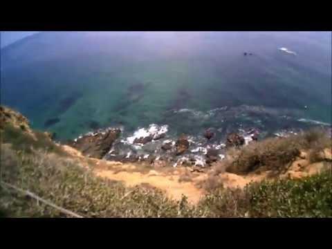 Hiking trip, Point Dume Beach, Malibu 6/7/2016