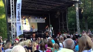 Sean Banan - Skaka Rumpa [LIVE @ KATRINEHOLM ALLSÅNG]